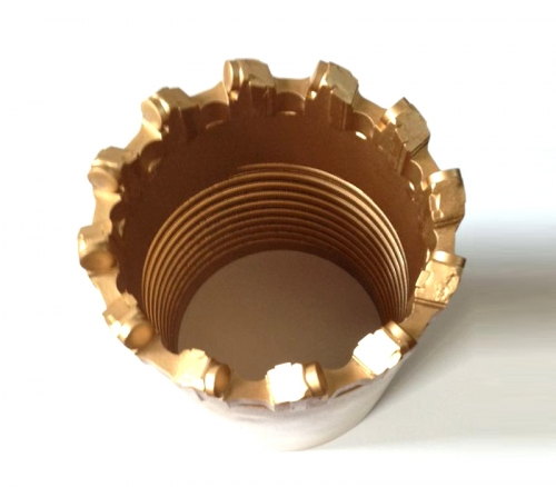 金刚石复合片PDC取芯钻头